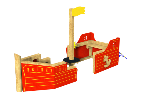 Roleplay Boat - Galleon