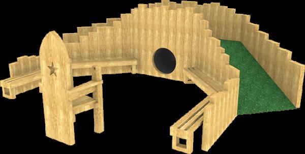 playground amphitheatre