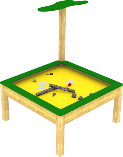 playground discovery table