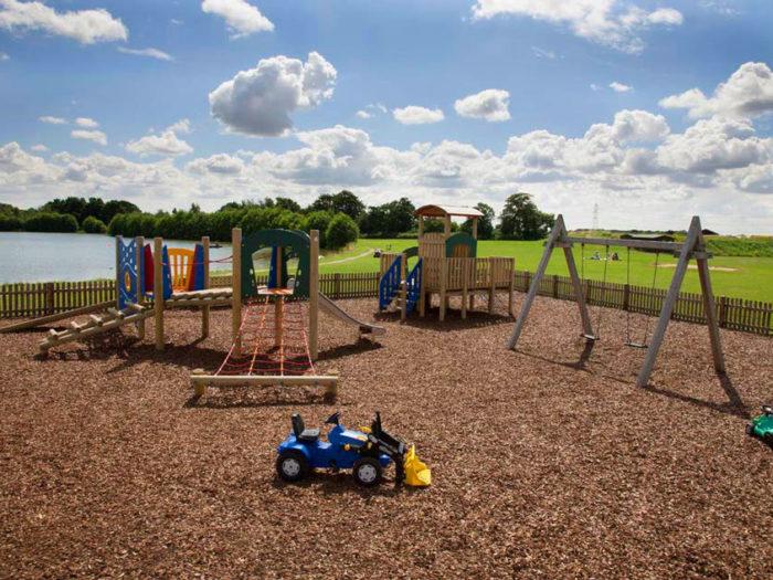 Allerthorpe Lakeland Park commercial playground