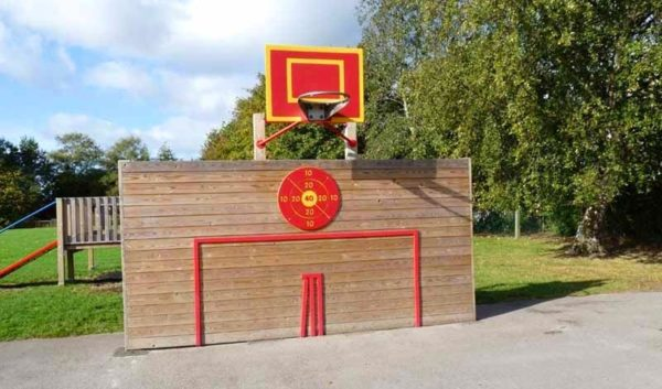 MUGA playground sports equipment