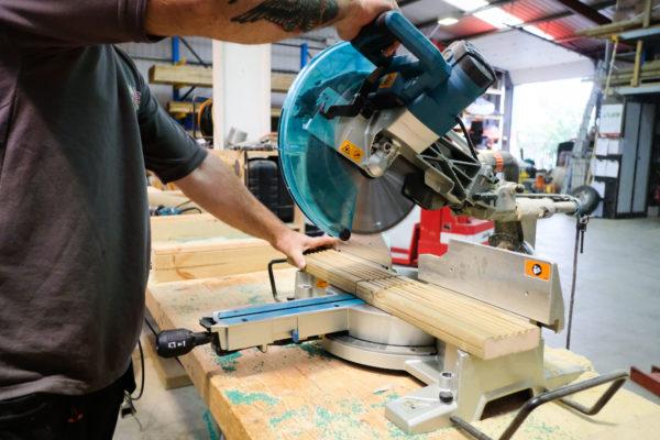 Playground manufacturing