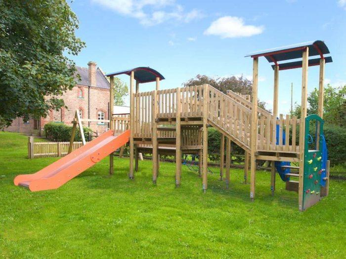 village playground design