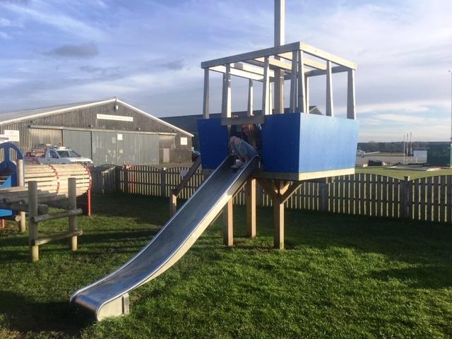 bespoke playground tower