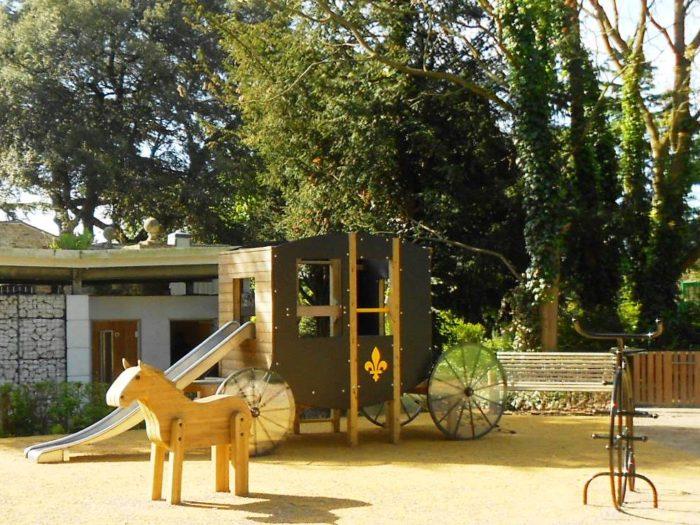 Gunnersbury Park Playground
