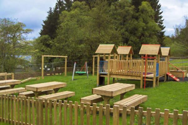 picnic bench playground furniture