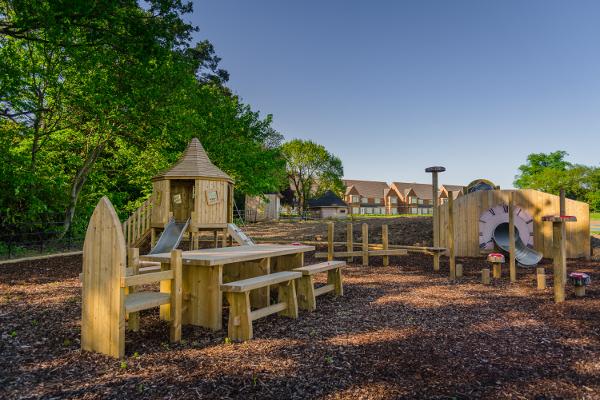 bespoke playground design