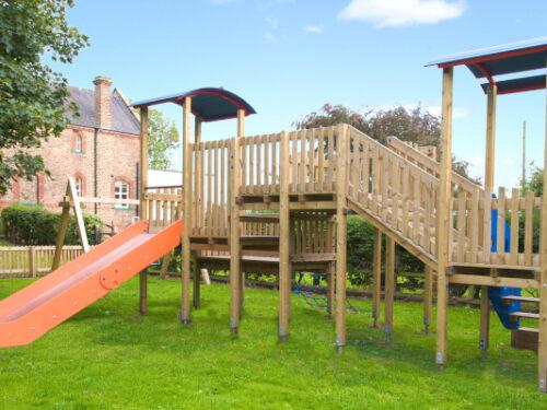 public playground equipment